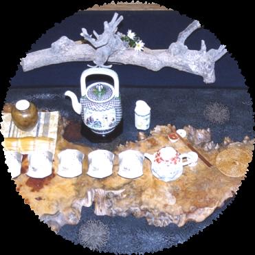 煎茶道体験