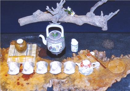01 煎茶道体験2,500円